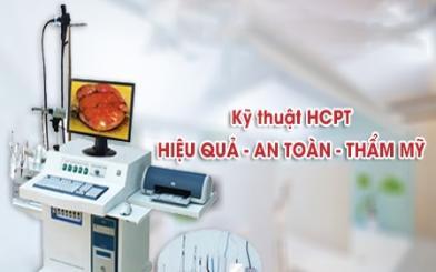 Kỹ thuật xâm lấn tối thiểu HCPT II điều trị trĩ nội hiệu quả