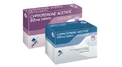 Thuốc Cyproterone acetate